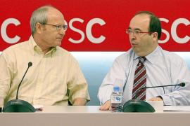 Iceta anuncia que presentará su candidatura para liderar el PSC