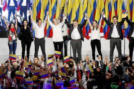 El presidente Santos es reelegido para gobernar Colombia hasta 2018