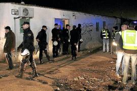 Los quince acusados del 'clan del Forri' aceptan 45 años de cárcel por la 'operación Resaka'