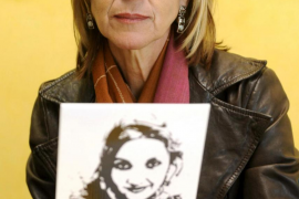 Haidar envía un mensaje a sus hijos a través de la diputada de UPyD Rosa Díez