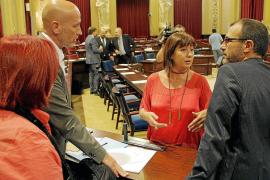 PSIB y Més promueven una estrategia conjunta de oposición al Govern
