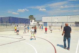 Sa Pobla invierte 100.000 euros en el parque de sa Fortalesa