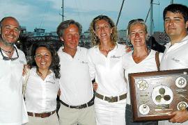trofeo de vela