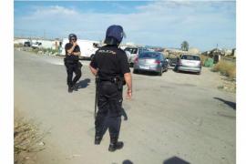 Nueva redada de la Guardia Civil y la Policía Nacional en Son Banya