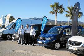 AutoVidal presentó su amplia gama en la Feria de Bongrup
