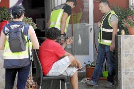 Un grupo de marroquíes nutría con grandes cargamentos de droga a Son Banya