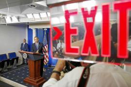 Obama enviará 300 soldados a Irak para «entrenar a su Ejército en retaguardia»