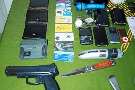 Condenadas cuatro personas por el asalto a una vivienda de Santa Margalida