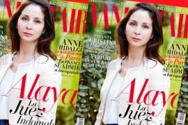"""La juez Alaya, en la portada de la revista """"Vanity Fair"""""""