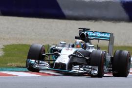 Mercedes continua intratable y Alonso acaba tercero