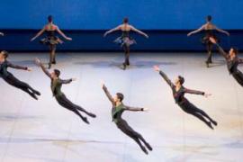 La Compañía Nacional de Danza interpreta 'Punta's'