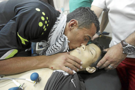 Israel mata a dos palestinos en su búsqueda de los tres secuestrados