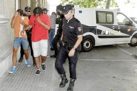 La banda que suministraba cocaína a Son Banya, una de las más activas de Mallorca