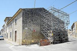 El Consistorio paga 104.000 euros para arreglar los daños de Ca don Gaspar