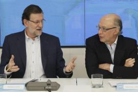 Rajoy: «Bajar impuestos a los españoles es lo que siempre hemos querido hacer»