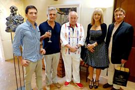 Riera Ferrari presenta sus obras en Reserva Rotana de Manacor
