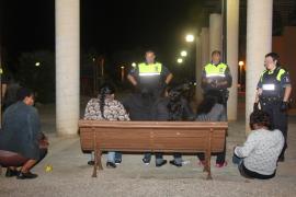 Cerco a la prostitución en la bahía de Palma