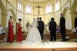 Prosigue el descenso de bodas católicas, bautizos y comuniones en Mallorca