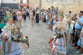 El baile de las Àguiles y Sant Joan Pelós, protagonistas