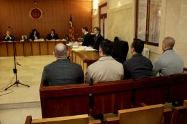 Condenados cuatro guardias civiles por torturar a dos detenidos en Palmanova