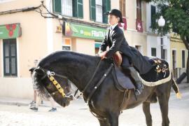 Menorca Ciutadella sant joan primer replec