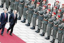 Putin renuncia al derecho a la intervención militar en Ucrania
