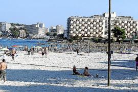 Los hoteleros piden declarar «zona madura» Peguera, Santa Ponça y Palmanova-Magaluf