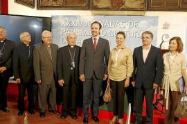 La Conferencia Episcopal inicia en Palma unas jornadas sobre patrimonio cultural