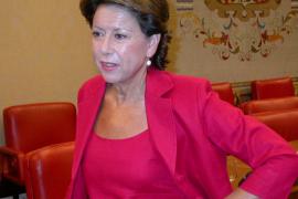 Magdalena Álvarez imputada por la Audiencia de Sevilla en los ERE fraudulentos.