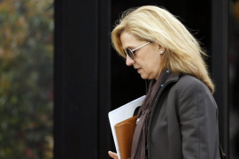 El juez Castro: «Hay indicios de criminalidad en la actuación de doña Cristina»