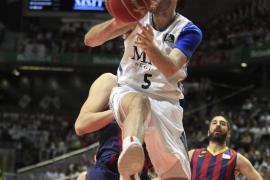 Rudy Fernández: «Estamos a punto  de estar cansados de baloncesto»