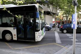 La aplicación social de  transporte público Moovit llega a Mallorca