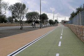 Un carril bici con paseo peatonal unirá los núcleos de Cala d'Or y Calonge