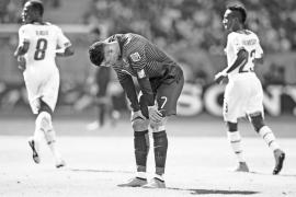 Portugal se queda a medias