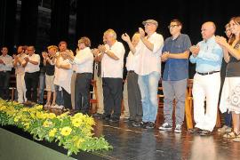 Manacor premia a los Glosadors de Mallorca por su aportación a la cultura y a la lengua