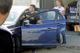 El detenido por el crimen de Porto Cristo se niega a declarar ante la policía