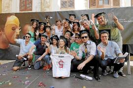 La ESADIB gradúa a su quinta promoción, «una gran familia»