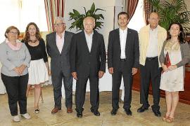 Entrega de la medalla de IGP Sobrassada