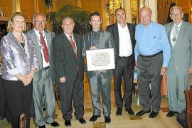 La Asociación de Amigos de los Molinos entrega su Molí d'Or a Coca-Cola
