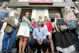 La procedencia de los avales crea malestar entre los candidatos del PSOE