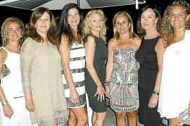 Fiesta de verano en el restaurante Sí Baluard