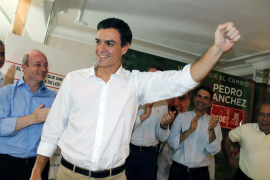 Madina logra que el PSOE territorialice los avales y Sánchez está «encantado»