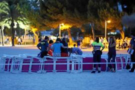 Un menor mata accidentalmente a su amigo de trece años jugando en Alcúdia