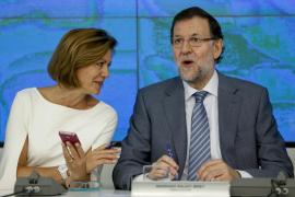 """Cospedal alerta de intentos de una """"segunda transición"""" para destrozar España"""