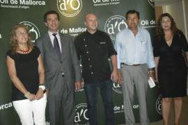 Marc Fosh, nuevo 'Embajador del Aceite de Mallorca 2014-2015'