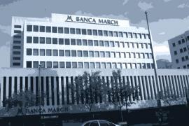 La inversión que realizó en las oficinas de BBVA le sale rentable a Banca March