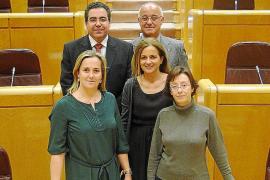 El PP multa con 300 euros a los senadores que votaron contra las prospecciones