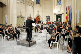 El Encontre de Música Contemporània suena en la Acadèmia de Belles Arts