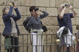 El sector turístico acumula un superávit  de 7.800 millones hasta abril, un 5,4% más