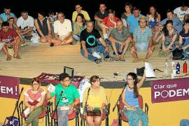 Podemos creará una estructura formal en Mallorca para coordinar sus 'círculos'